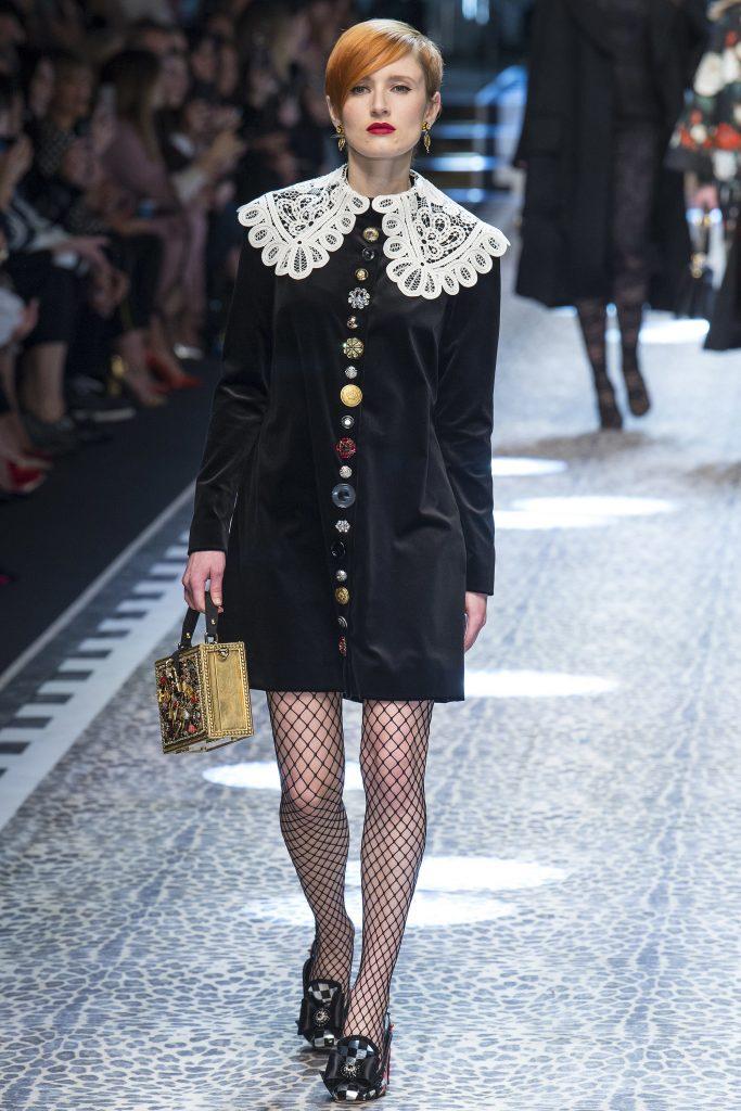 Dolce & Gabbana Fall 2017 Ready-to-Wear