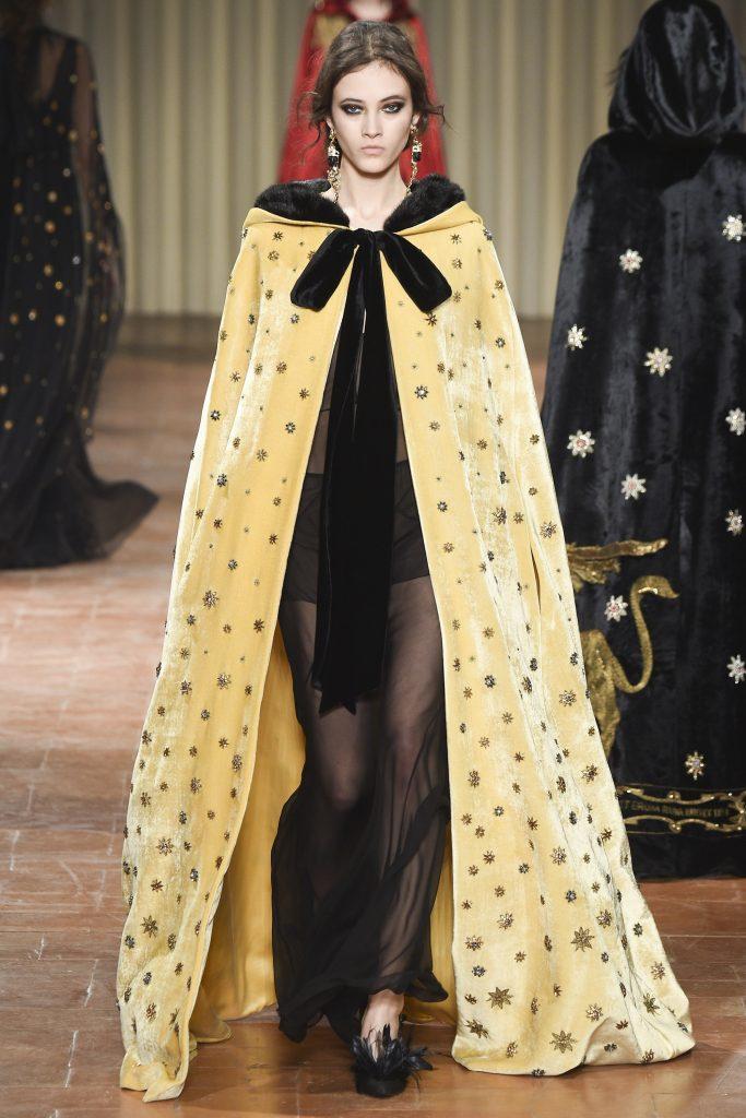 Alberta Ferretti | Fall 2017 Ready-to-Wear
