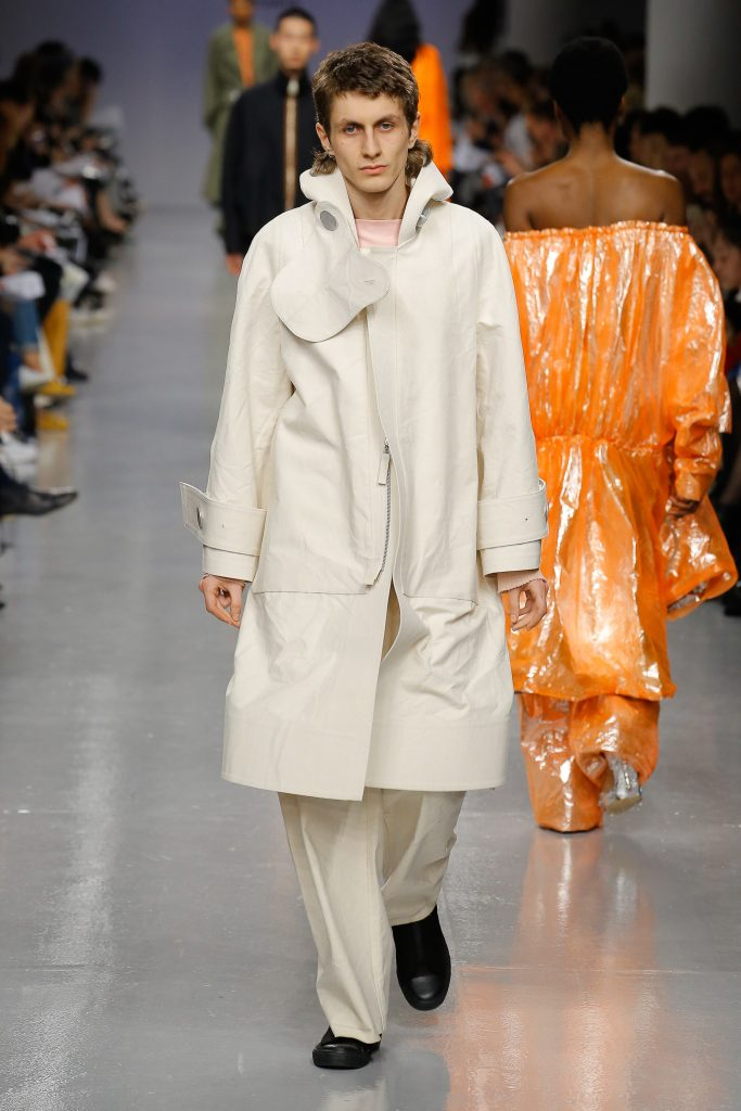 Central Saint Martins | Fall 2017 Ready-to-Wear