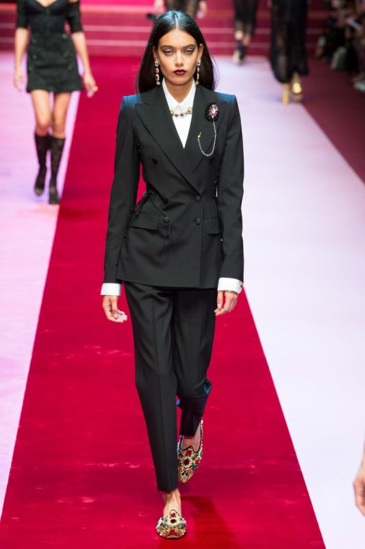 Dolce & Gabbana | Spring 2018 Ready-to-Wear