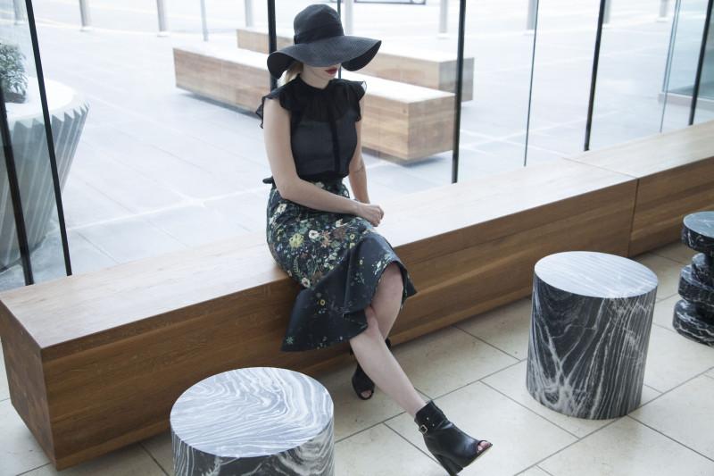 The Gardenia Skirt - Free Pattern