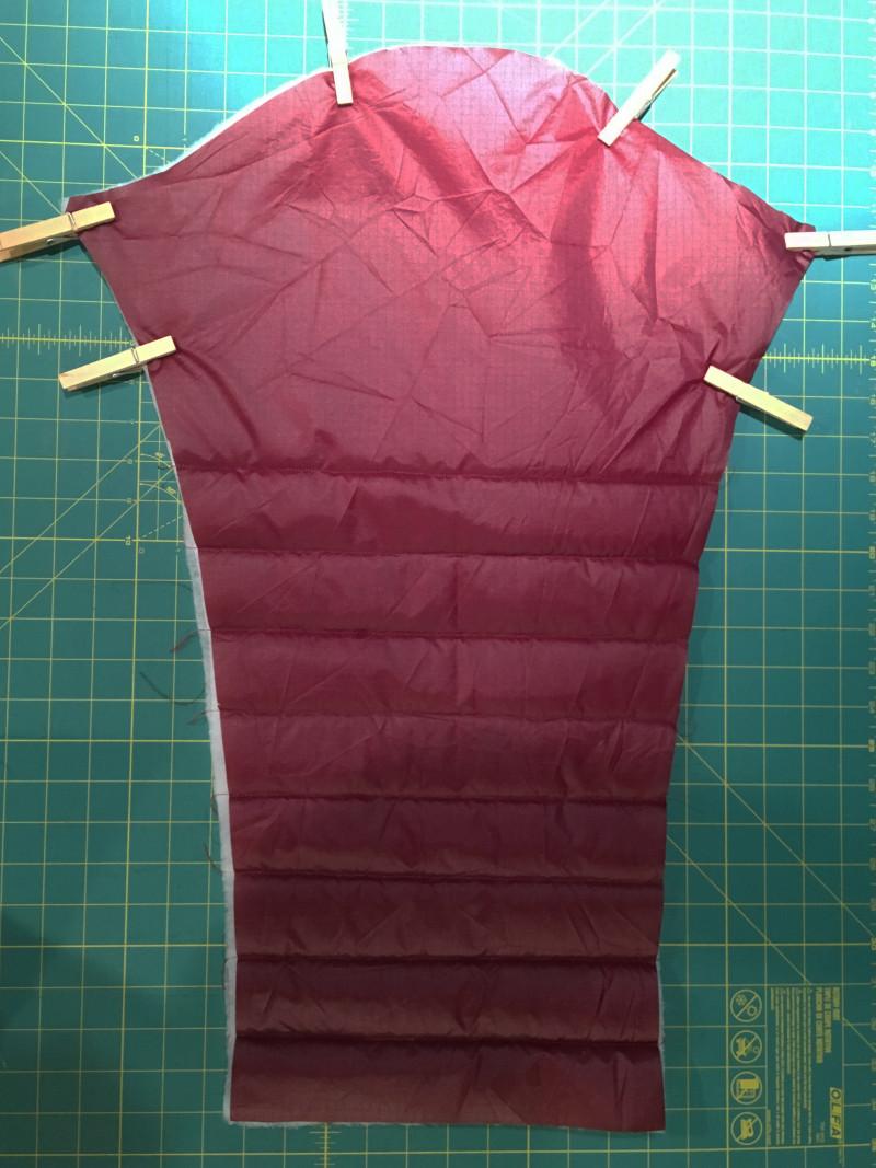 DIY Puffer Jacket
