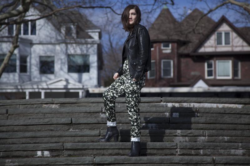 The Inula Pant - Free Pattern