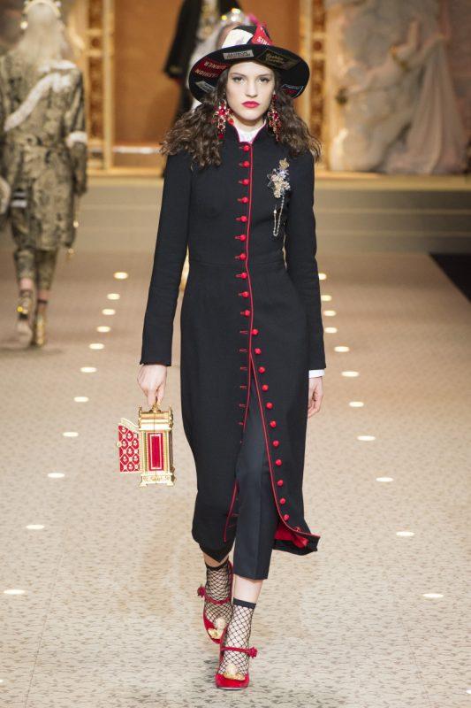 Dolce & Gabbana | Fall 2018 Ready-to-Wear