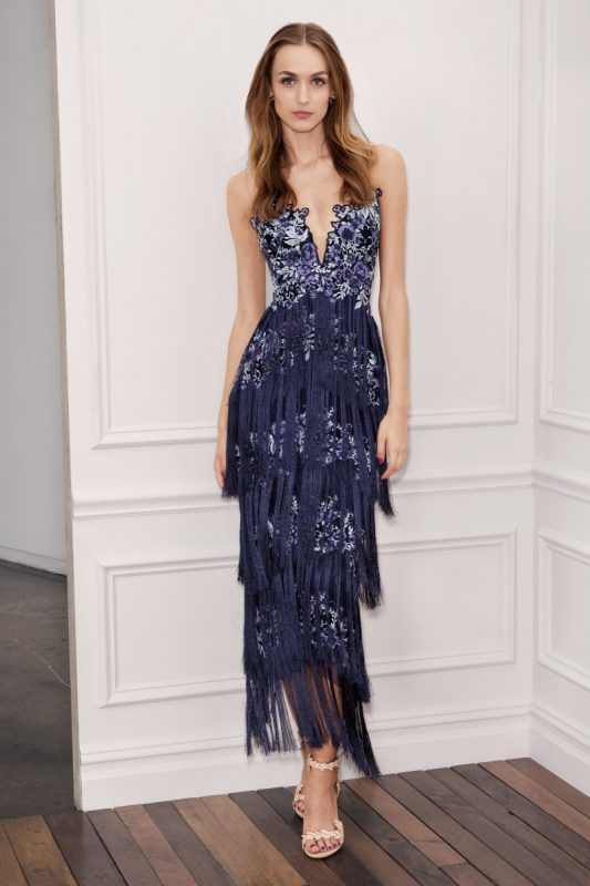 Marchesa Notte   Spring 2018 Ready-to-Wear