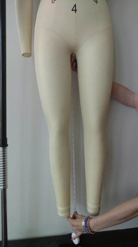 inseam length