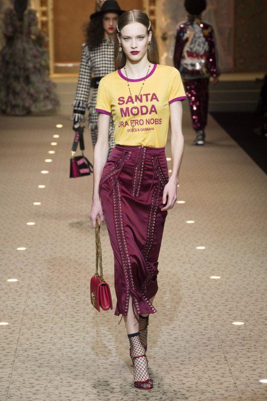 Dolce & Gabbana   Fall 2018 Ready-to-Wear
