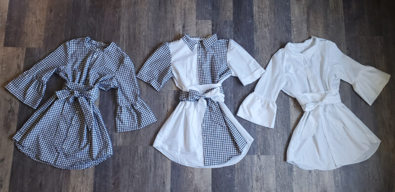 Updating the Classic Button-Up - Free Sewing Pattern - Mood Sewciety