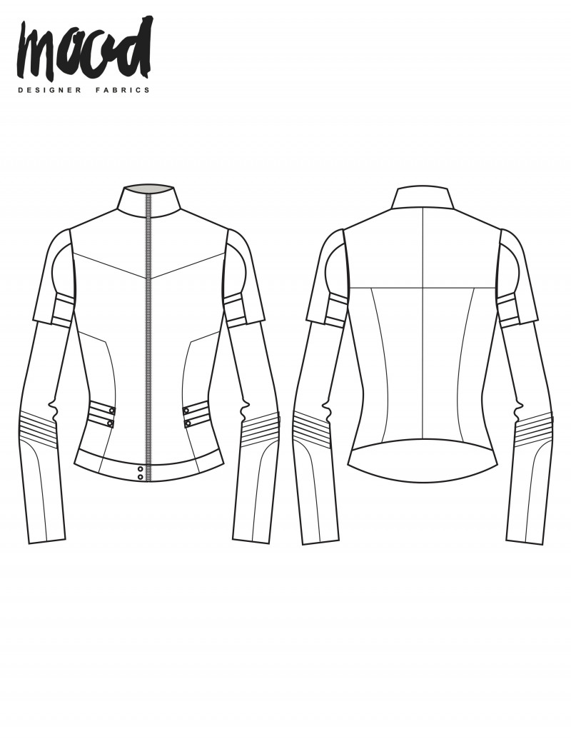 free Star Lord sewing pattern
