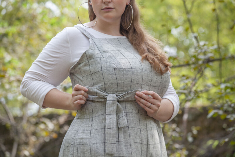 free jumpsuit sewing pattern