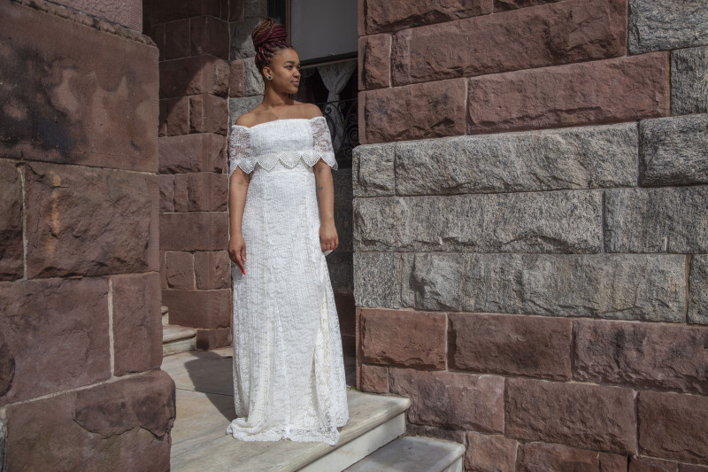 Free Off the Shoulder Dress Sewing Pattern