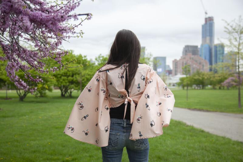 Free Crop Top Sewing Pattern