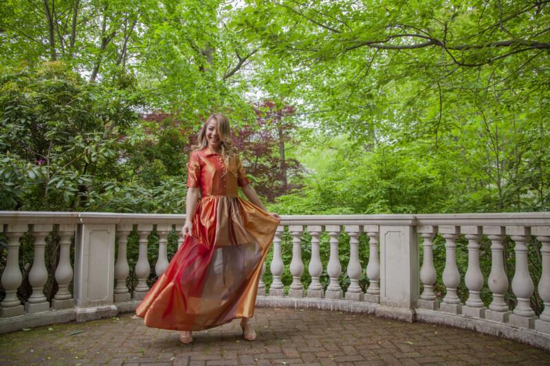 Free dress sewing pattern, spring sewing pattern, summer dress sewing pattern, free pattern, elegant pattern
