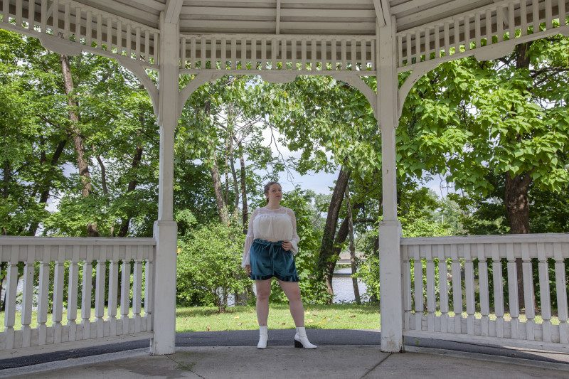 The Sage Shorts - Free Pattern