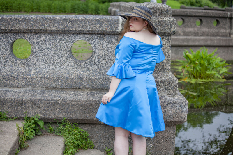 free dress pattern, special occasion dress, formal dress, summer pattern