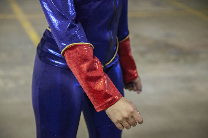 free captain marvel sewing pattern