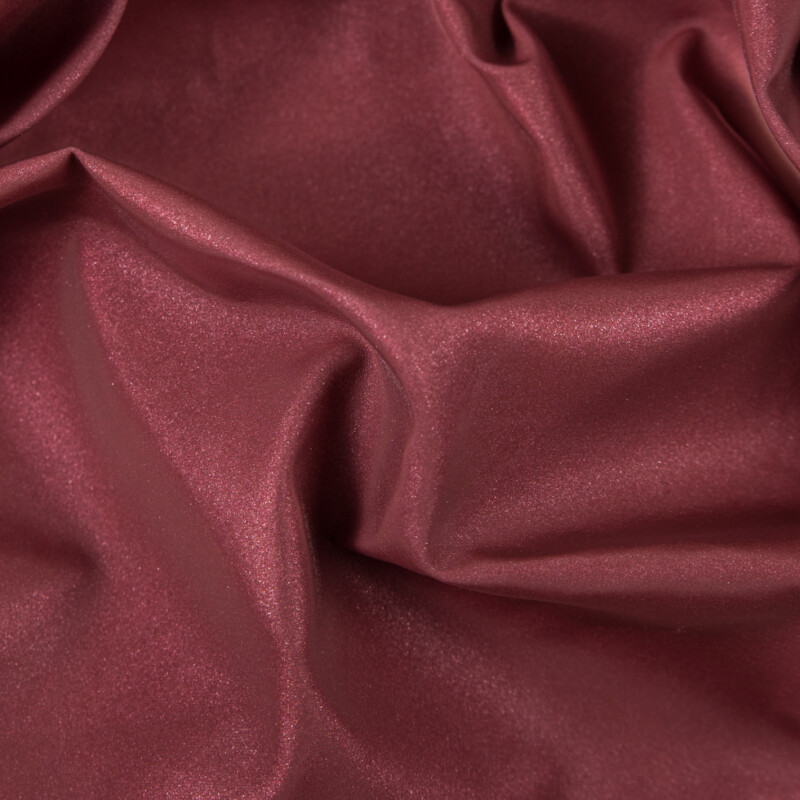 Red Color Reflective Fabric