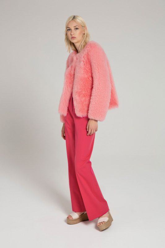Yves Salomon   Spring 2019 Ready-to-Wear