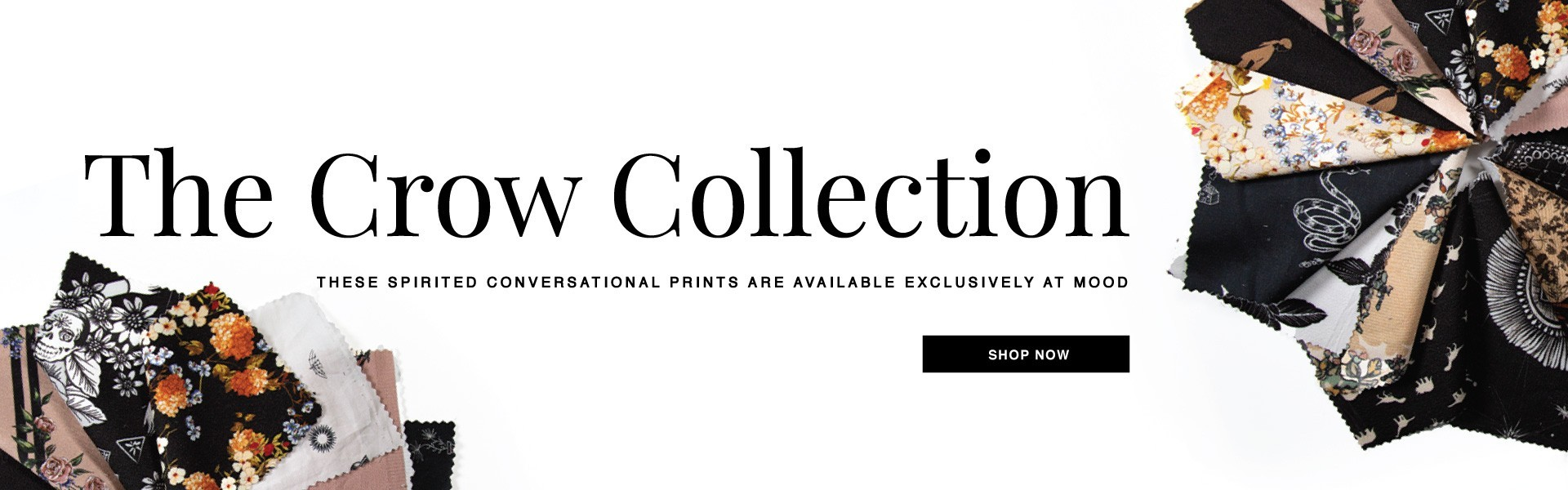 The Mood Exclusive Crow Collection - Shop now!
