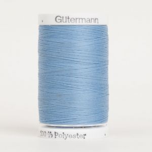 227 Dusted Baby Blue 500m Gutermann Sew All Thread