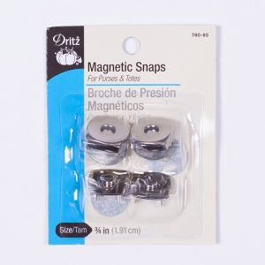 Dritz Square Magnetic Snap 3/4