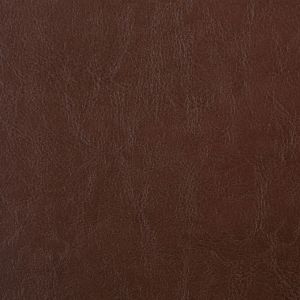 Chestnut Solid Faux Leather