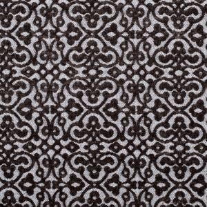 Brown Classical Upholstery Chenille