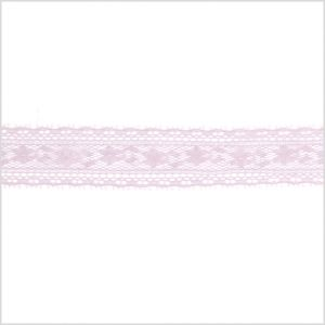 1 Lilac Sheer Lace Trim