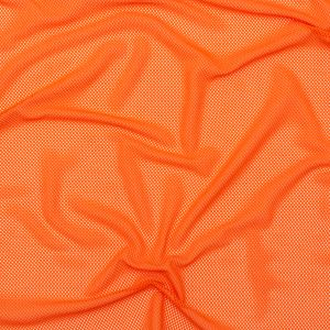 Coral Stretch Polyester Mod Mesh
