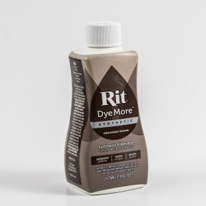 Rit DyeMore Chocolate Brown Synthetic Fiber Dye
