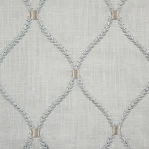 Sterling Classical Rayon Embroidered Linen