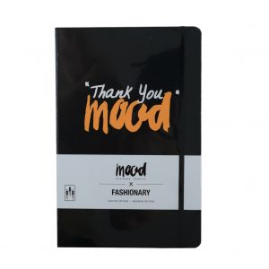 Thank You Mood Women's Fashionary Sketch Book - Large