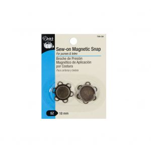 Dritz Sew-On Magnetic Snap - 18mm