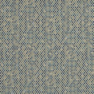 Green Checkered Upholstery Woven