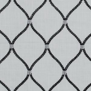 Zinc Classical Rayon Embroidered Linen