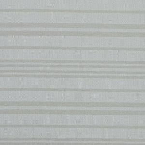 Ivory Barcode Striped Polyester Woven