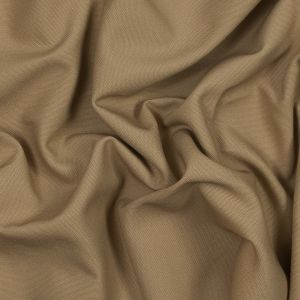 Wheat Solid Cotton Canvas