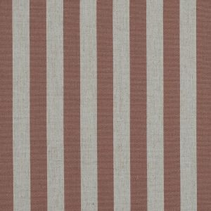 Adobe Awning Striped Polyester and Linen Woven
