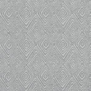 Oyster Diamond Patterned Upholstery Chenille