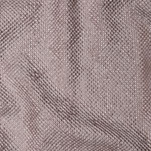 Metallic Frosted Pink Diamond Quilted Brocade