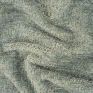 Ice Abstract Textured Acrylic and Polyester Chenille
