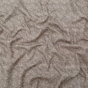 Pebble Checkered Polyester Chenille