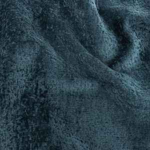 Crypton Hesse Blue Tactile Polyester Chenille