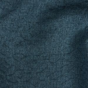 Crypton Tolkie Blue Geometric Embossed Upholstery Fabric