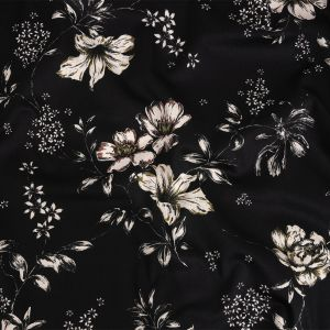 Mood Exclusive Night Blooming Stretch Cotton Sateen