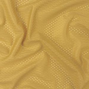 Heracles Vegas Gold Polyester Athletic Mesh