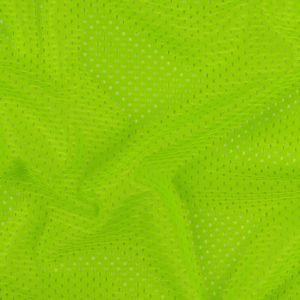 Heracles Green Gecko Polyester Athletic Mesh