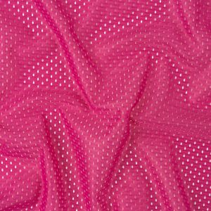 Heracles Fuchsia Polyester Athletic Mesh
