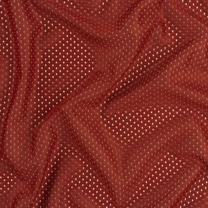 Heracles Cardinal Polyester Athletic Mesh