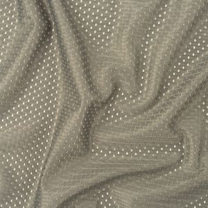Heracles Charcoal Polyester Athletic Mesh